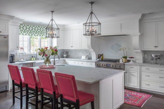The house's original open-concept kitchen was Leslie's favorite feature.  (Bob Greenspan)