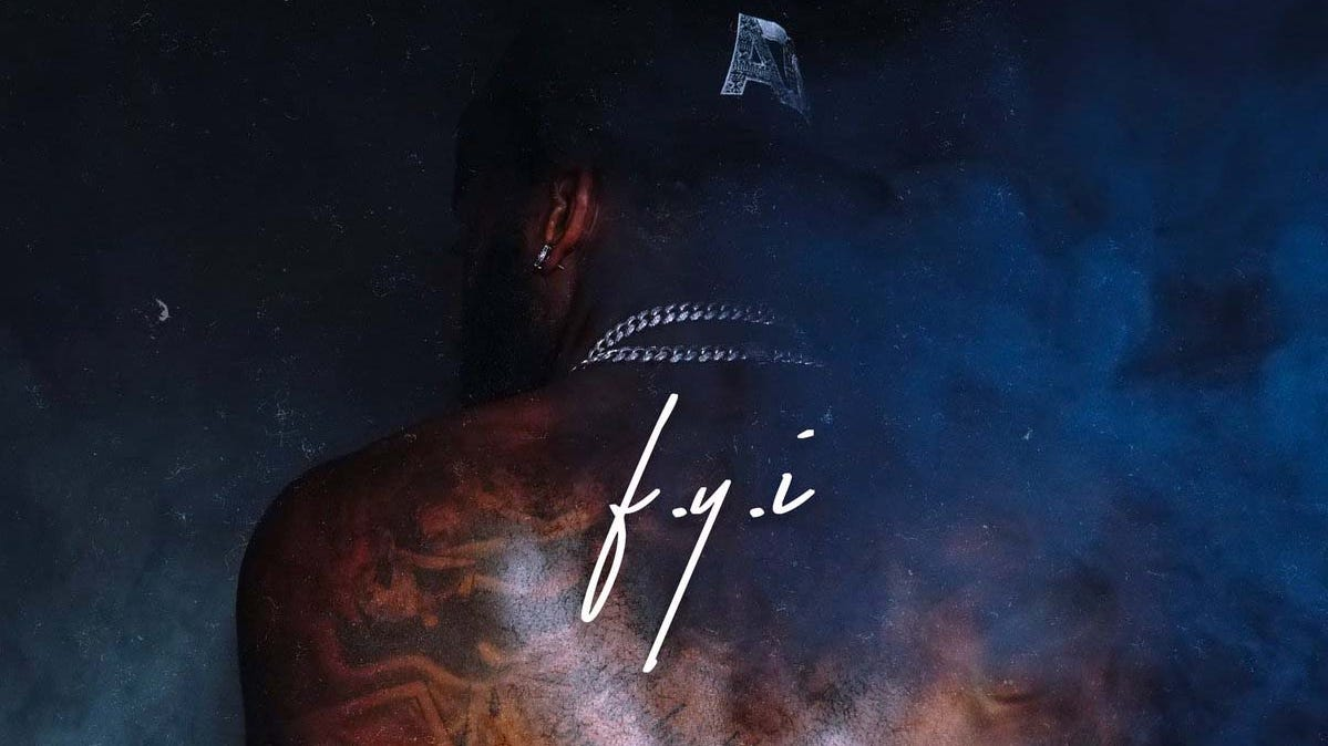 Review: Andre Drummond's rap album 'FYI' is worth some attention