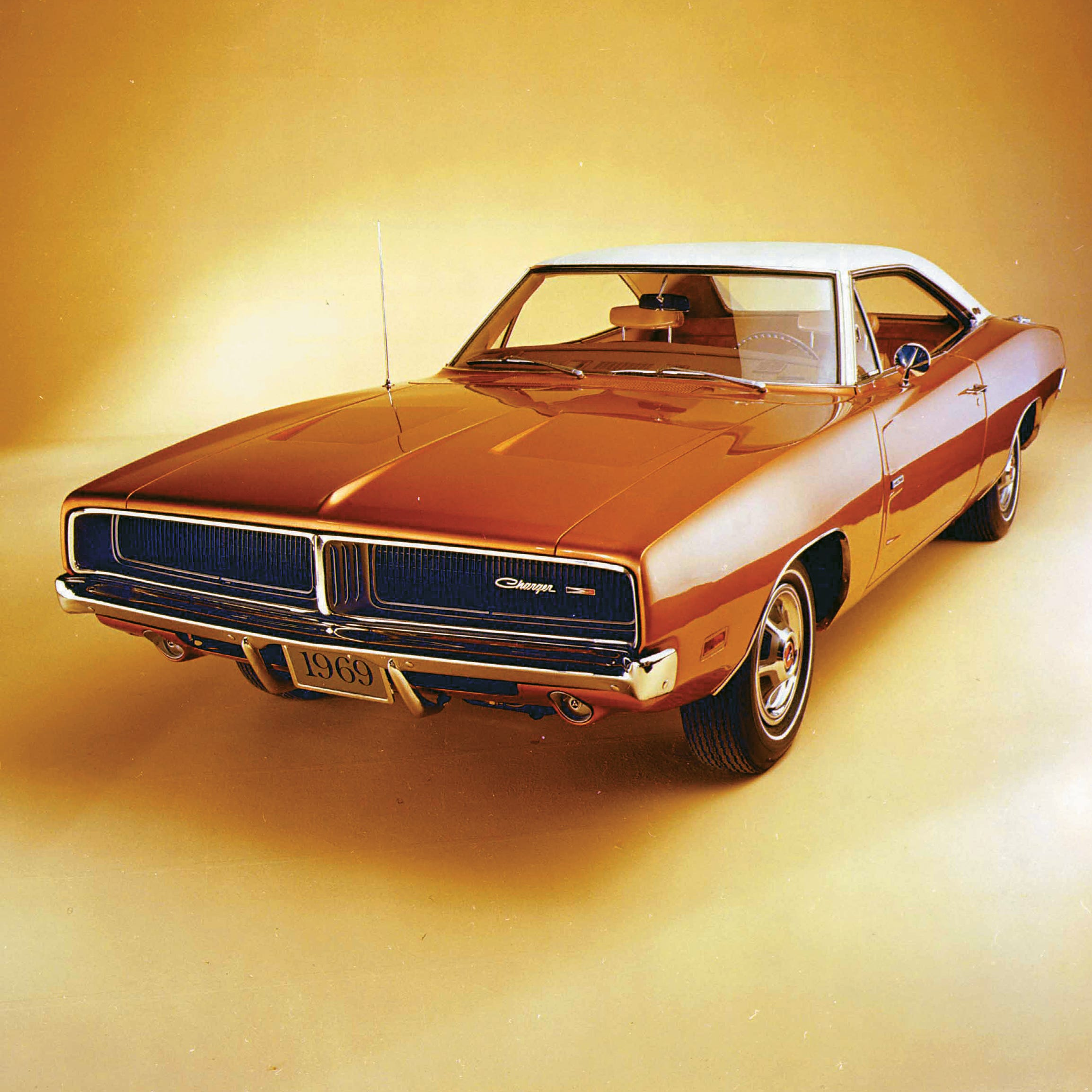 Online's most popular cruiser: '69 Dodge Charger