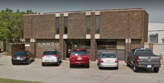 Lanzo Construction's office in Roseville.