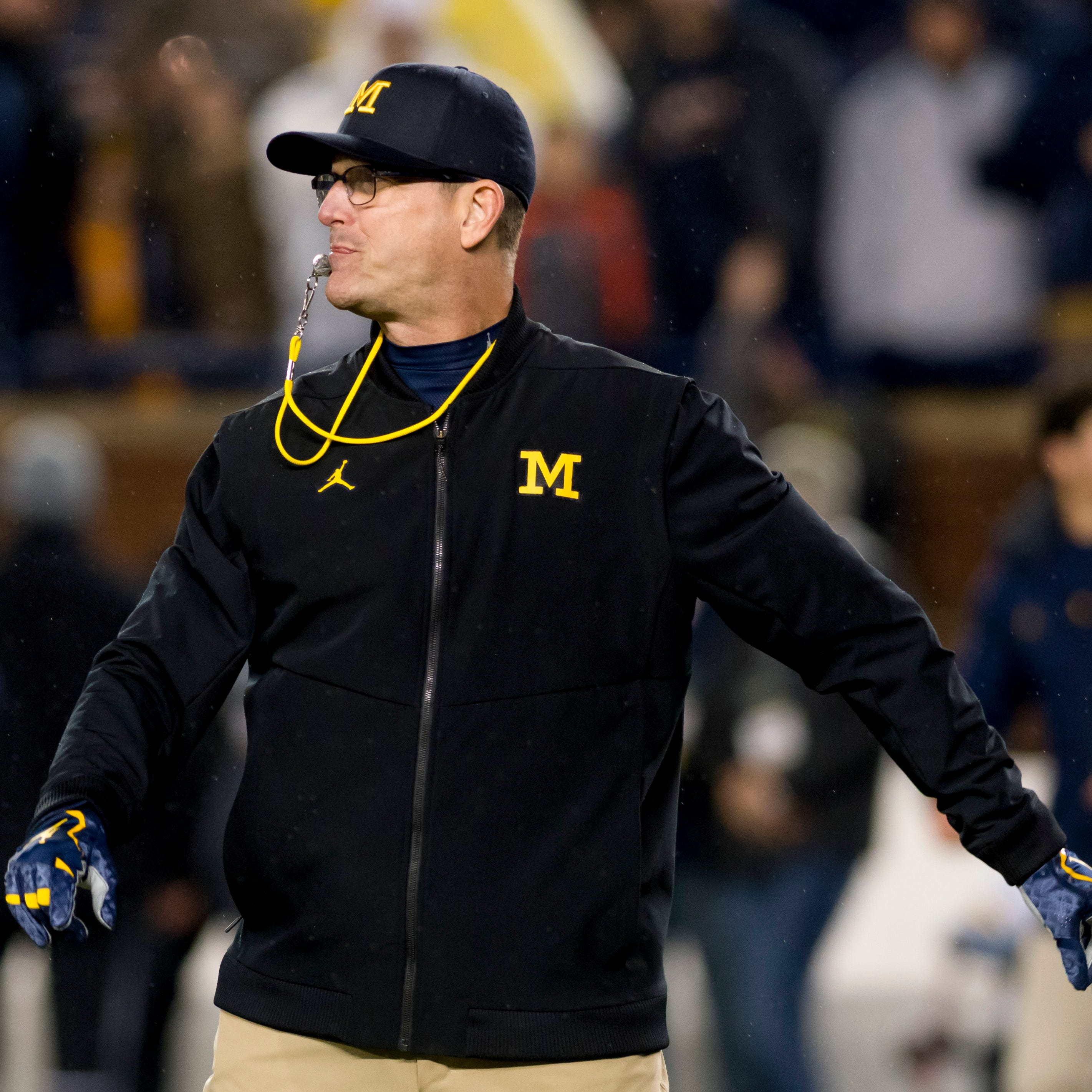 Michigan keeps its focus on elusive Big Ten title: 'That's what we're here for'