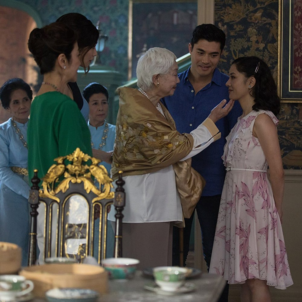 Review: 'Crazy Rich Asians' is a wealth of fun