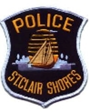 St. Clair Shores Police patch