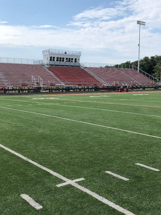 Renovated Raider Field