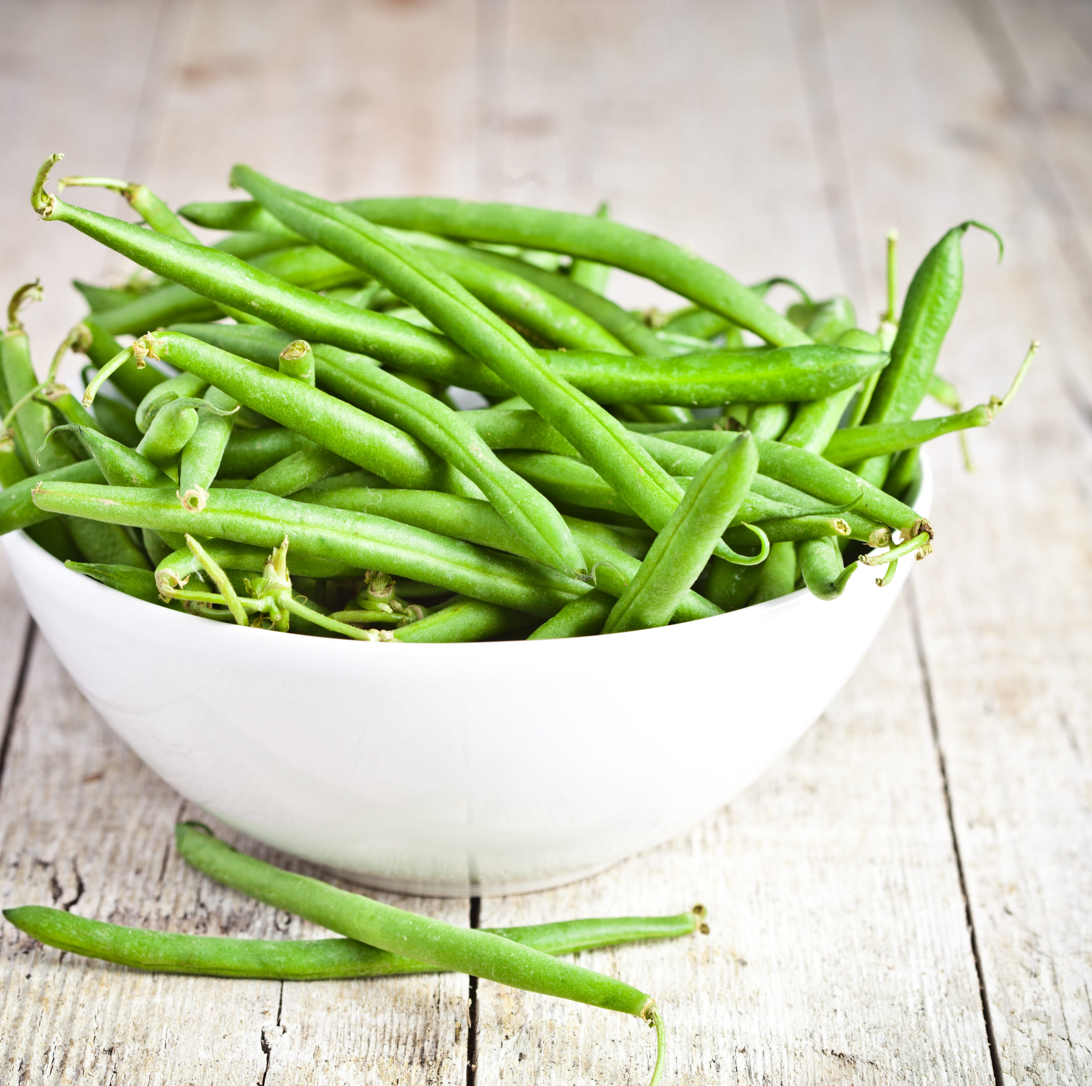 Pressure canning a MUST for green beans