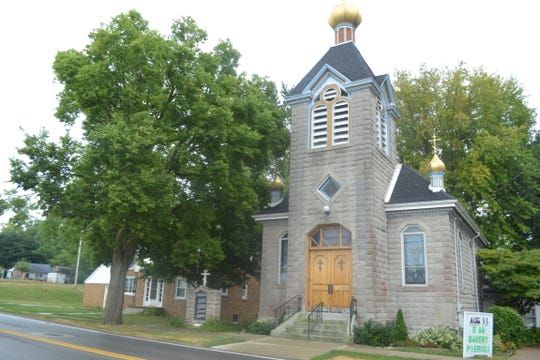 Holy Assumption Orthodox Church will host the 62nd Annual Halupki Festival on Sunday, Aug 19. The menu will consist of several traditional foods including halupki (stuffed cabbage), pierogies, bratwurst and baklava.