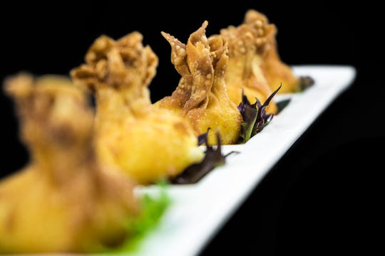 The new Bangkok Thai in Fort Myers prides itself on creative, fresh takes on Thai and sushi dishes.