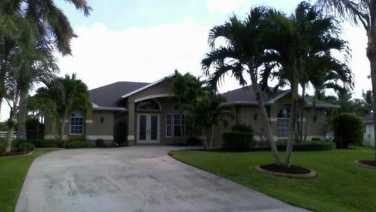 This home at 1948 SE 21st St., Cape Coral, recently sold for $575,000.
