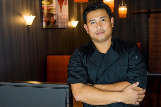 Chef Bon Poompana, formerly of Blu Sushi, recently bought Bangkok Thai in Fort Myers.