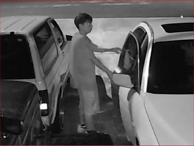 Cape Coral Police Department is hoping the public can help identify this burglary suspect