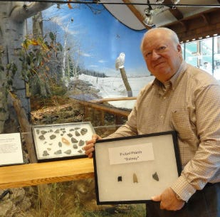Older than the Egyptian pyramids, stone tools found in Sturgeon Bay go on display