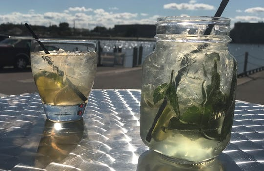 Studio 1212 Cafe & Wine Bar in Green Bay infuses its vodka and tequila with fresh fruit and jalapenos.