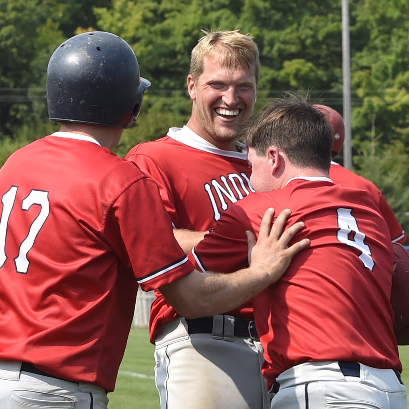 Door County League baseball: Egg Harbor spoils Sister Bay's party ... for now