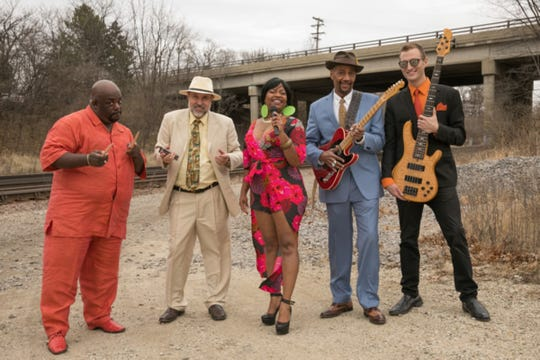 Mississippi Heat performs at Forde Nursery Sunday, Aug. 19, courtesy of Rootboy Productions.
