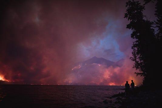 How Ridge Fire Gallery 4