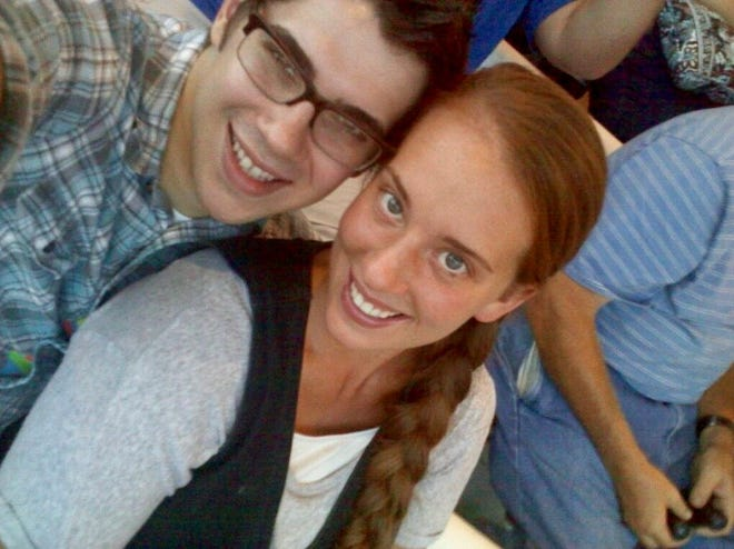 Thomas and Brittany McDorr attended their first concert together on Aug. 13, 2011 at the Indiana State Fair.  A severe wind gust caused the stage to collapse, killing seven people and injuring 58.