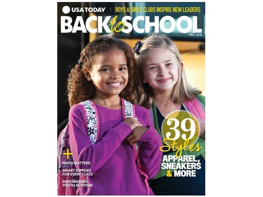Back to School Magazine 2018