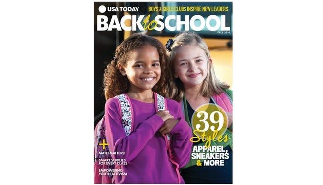 Back to School magazine 2018