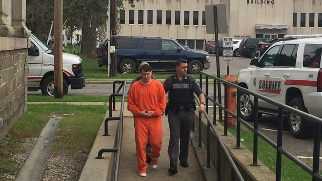 Tobias Rundstrom-Wooding was sentenced in Chenango County Court to spend 20 years to life in prison on Aug. 13, 2018.
