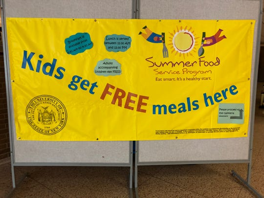 250 free summer meals for kids have been prepared daily by the SVE High School kitchen staff.