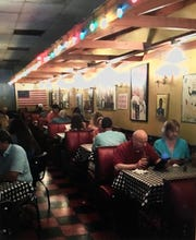 Ajax Diner is one of the more popular restaurants on Oxford's town square.  In a recent interview with Men's Journal, former Ole Miss quarterback Eli Manning listed Ajax as his favorite restaurant in Oxford.