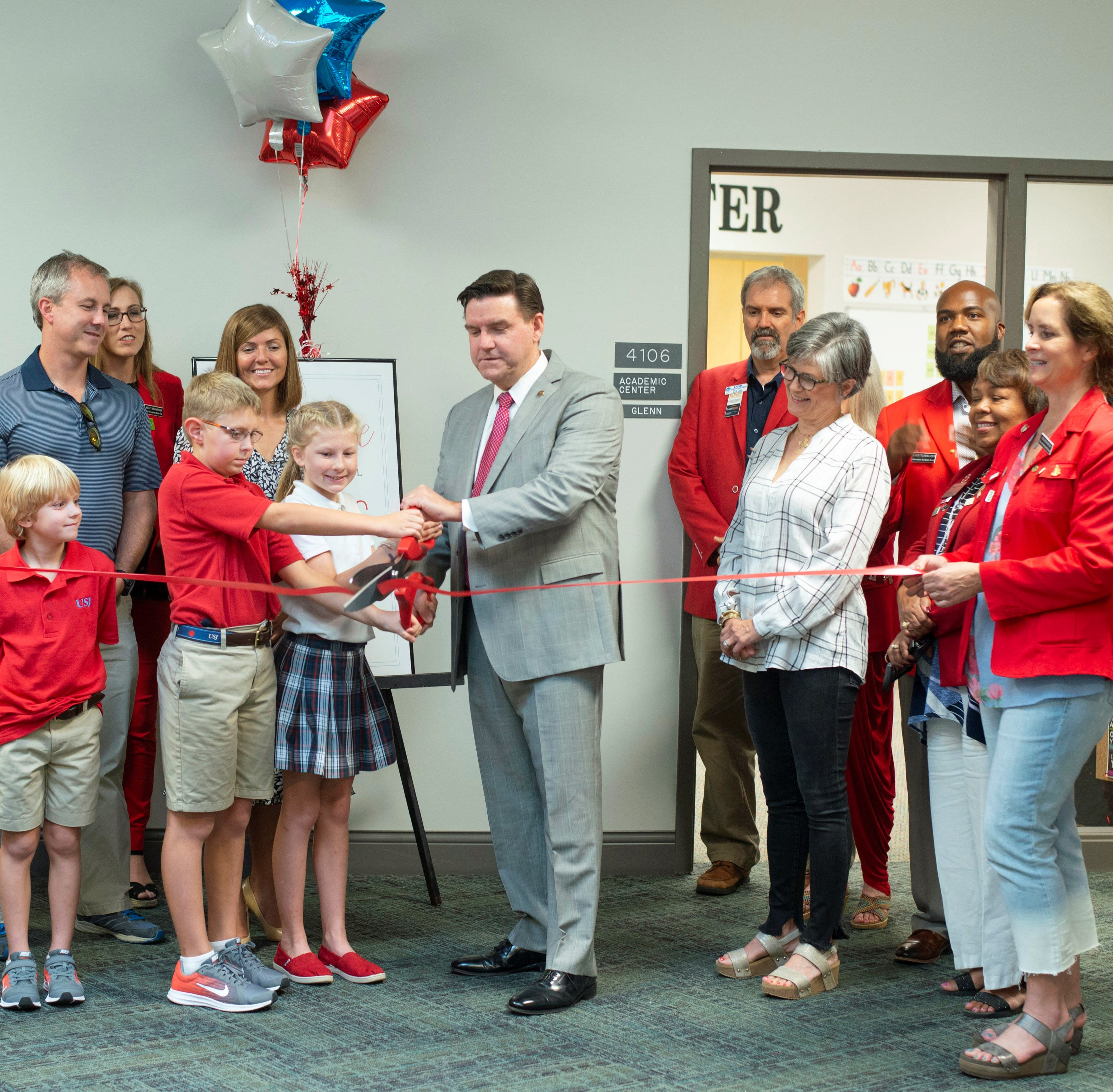 USJ opens Academic Center to provide educational support