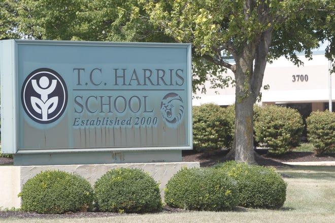 T.C. Harris School/file