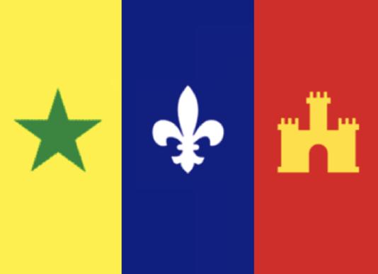 Acadiana Flag Draft 1