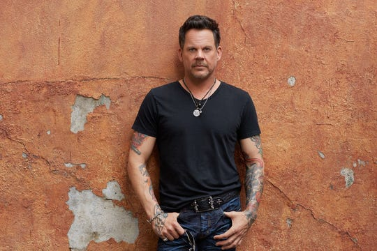 Country music singer Gary Allan