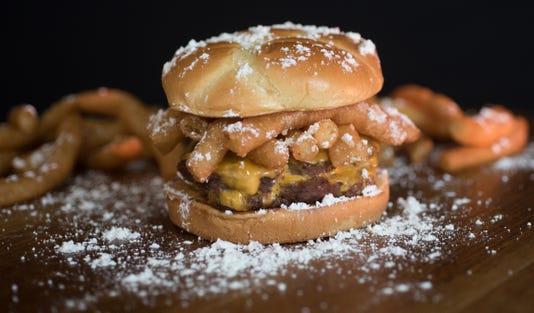 State Fair Burger