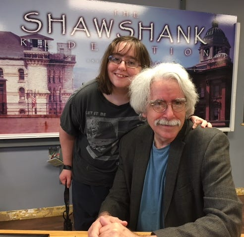 Author writing book about 'Shawshank Redemption' and its 'magnificent afterlife'