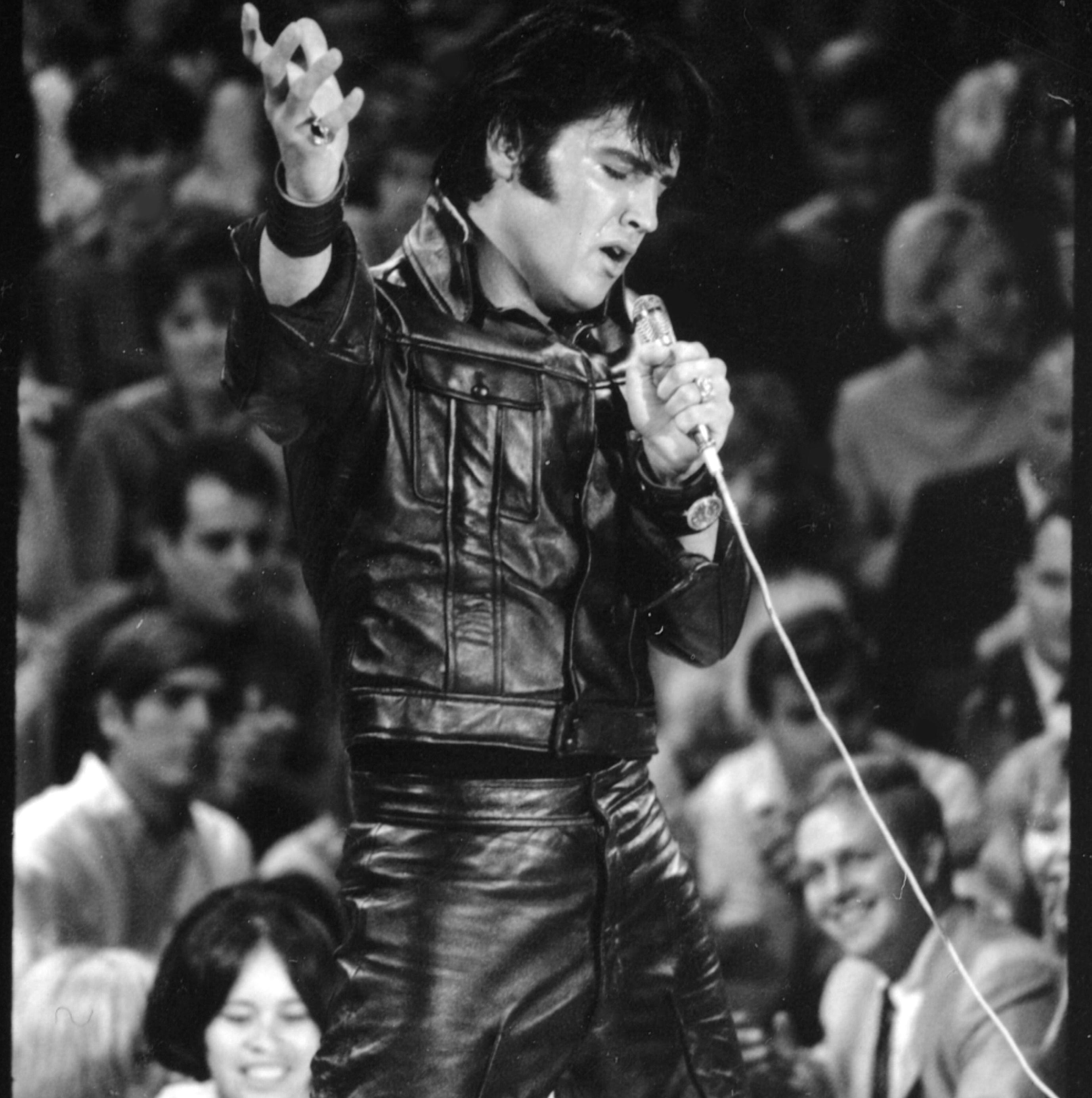 Elvis Presley Week: '68 Comeback Special turns 50