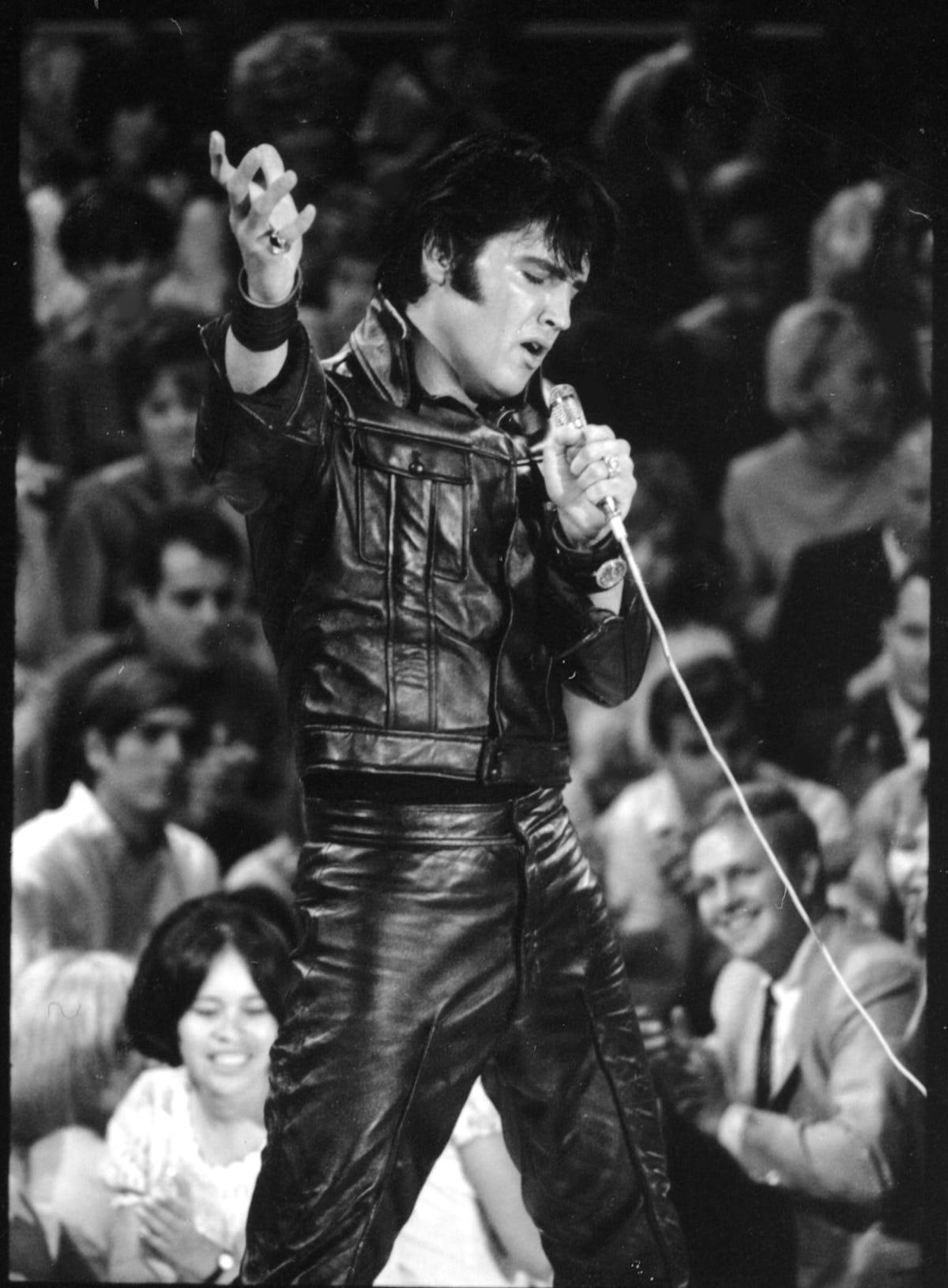 Elvis Week: '68 Comeback Special turns 50