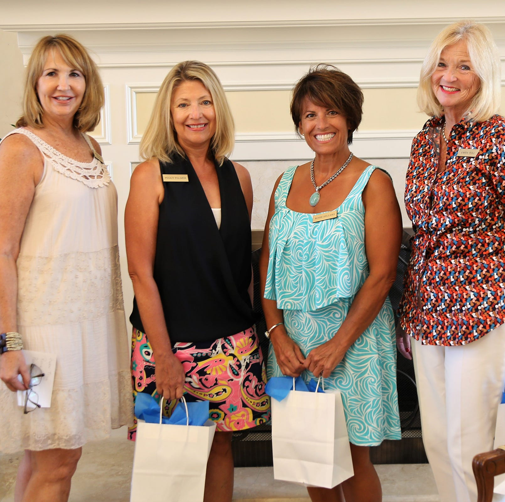 Social Scene: Newcomers August luncheon