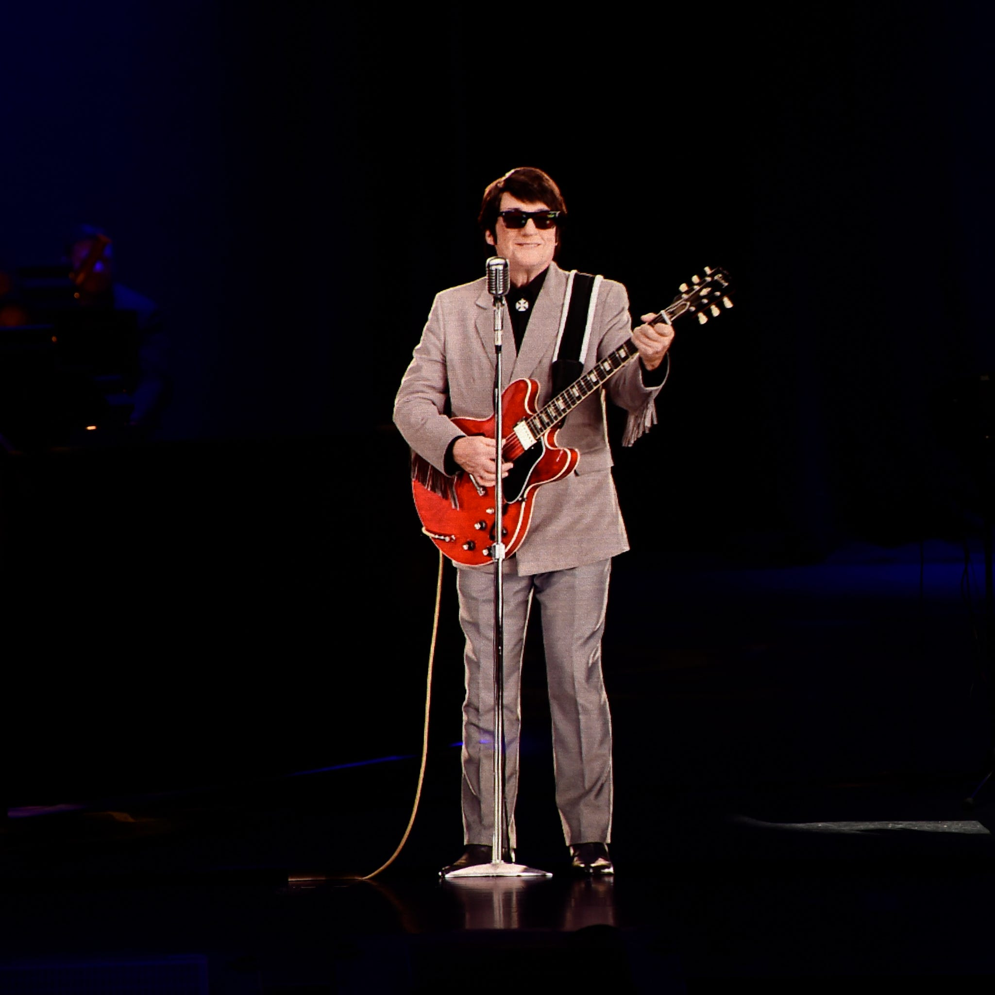 A Roy Orbison hologram tour is coming to Milwaukee, three decades after his death