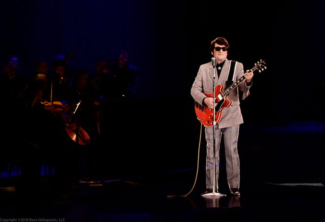 Roy Orbison will perform as a hologram at the Pabst Theater Oct. 18, the first hologram concert in Milwaukee.
