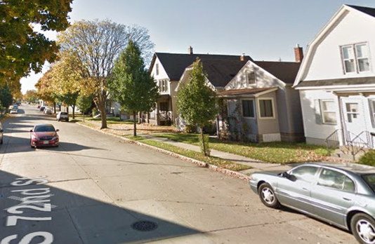 1500 Block Of South 72nd Street