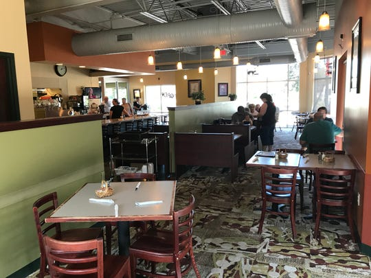 The Crossings prides itself on providing a friendly, classic diner-style atmosphere.