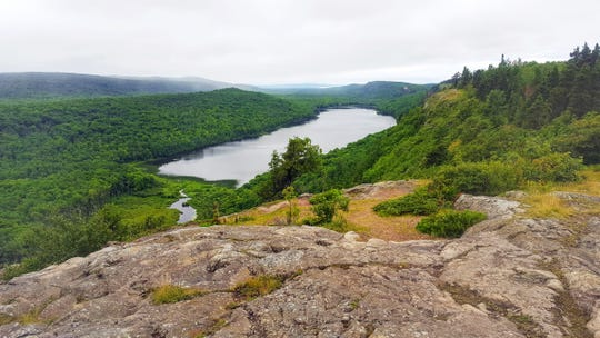 Porcupine Mountains Deliver A Wild Memorable First