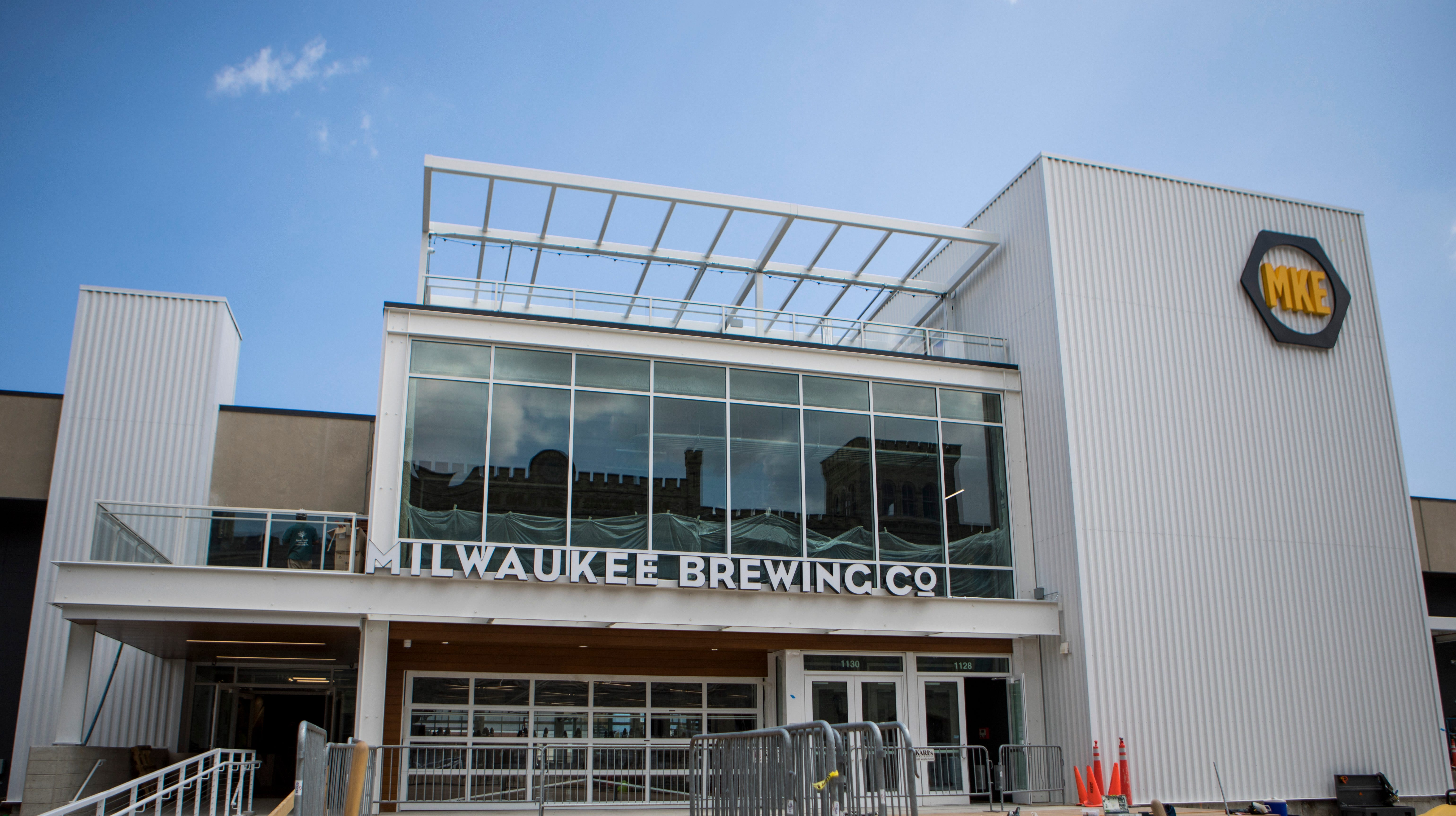 MKE Brewing's new state-of-the-art brewery will bring lots more beer for Milwaukee