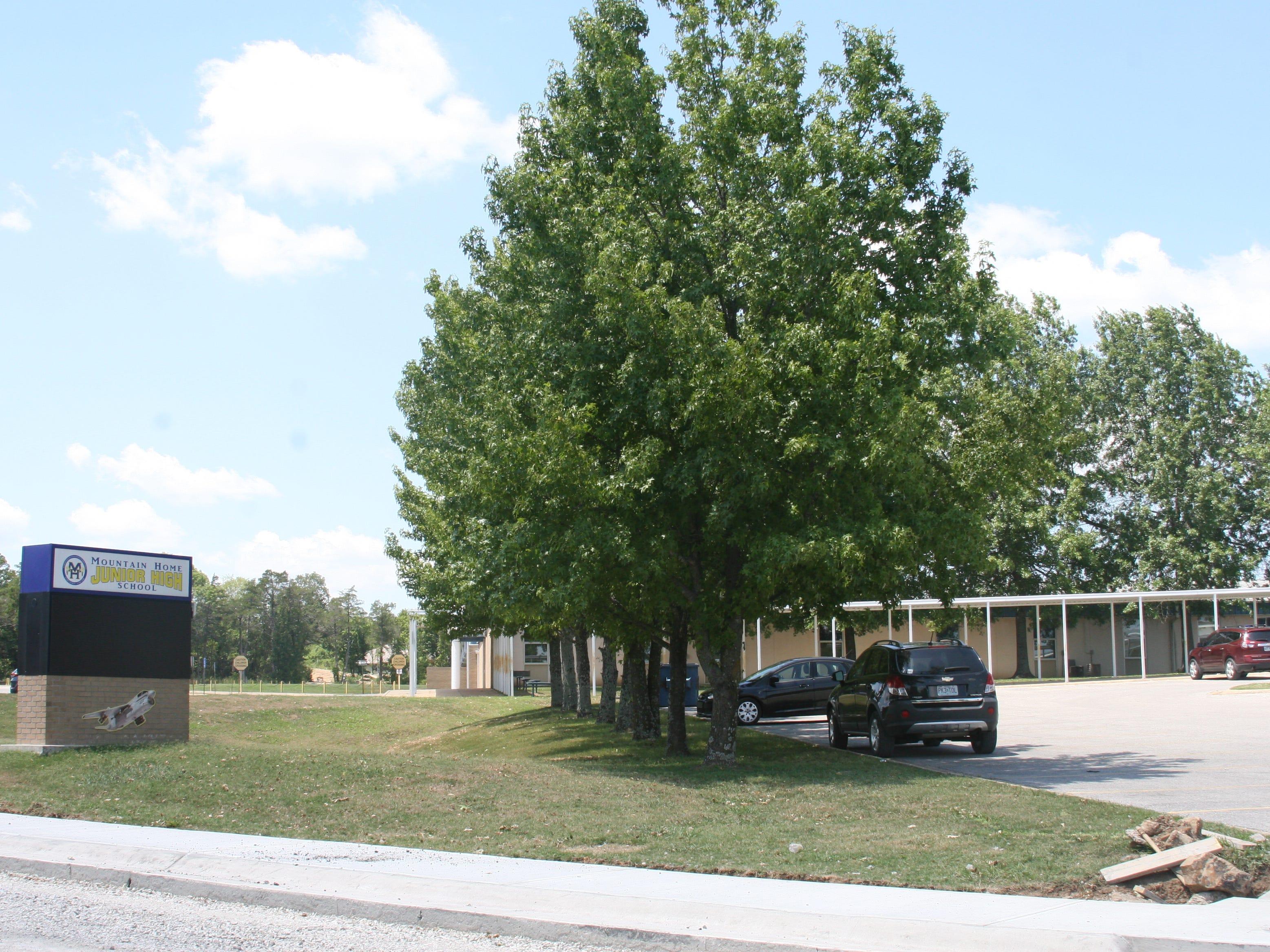 Mountain Home Junior High.