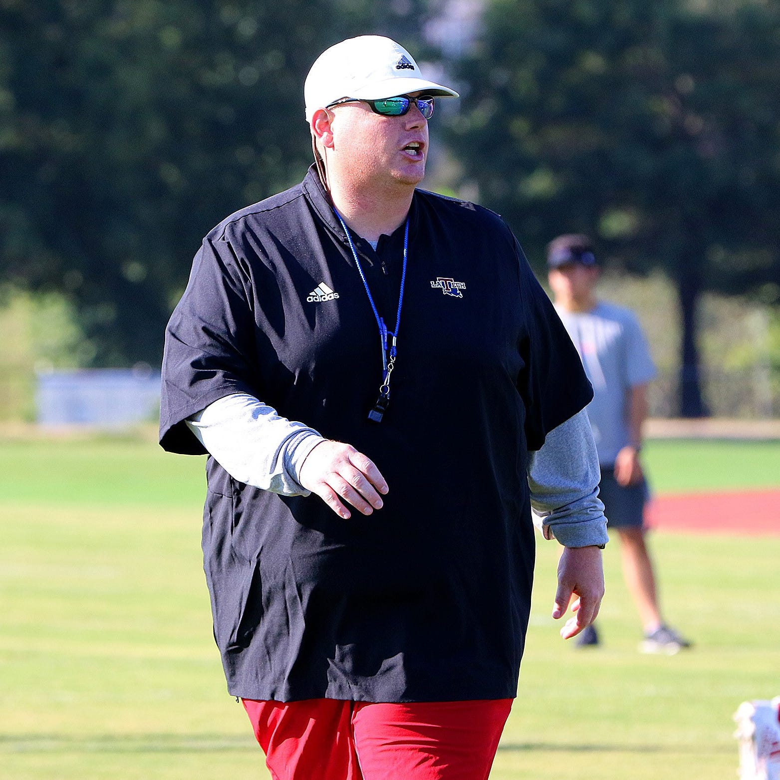 No rest for new Louisiana Tech special teams coach Erik Link