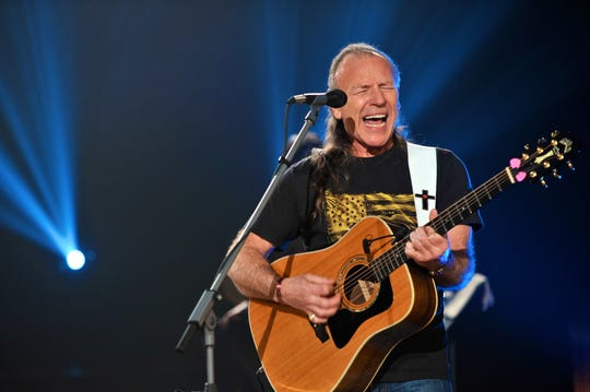 Mark Farner, formerly of Grand Funk Railroad, will perform with his American Band on Saturday at the Montgomery Performing Arts Centre.