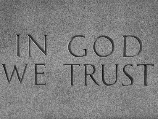 """Months after getting legislative approval, some public schools in Alabama are considering putting up """"In God We Trust"""" displays. Blount County's school board is set to become one of the first systems to take action."""