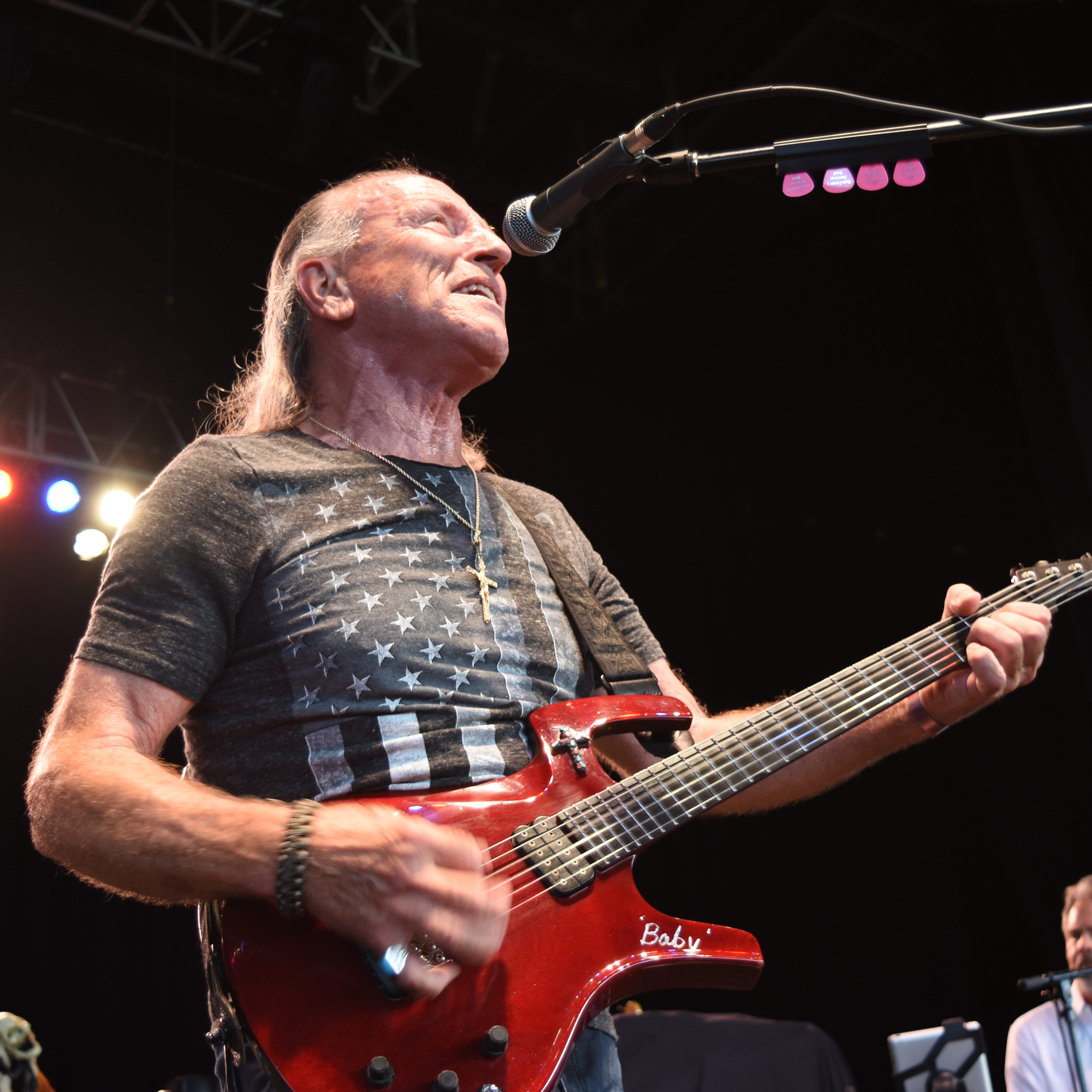 Mark Farner: An American man with an American Band
