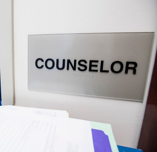 Each elementary school building will have a full-time counselor in the building next year.