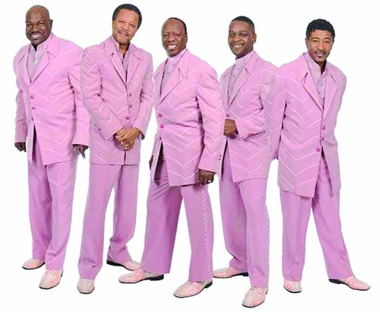 The Spinners will perform at Alabama Shakespeare Festival on Saturday.