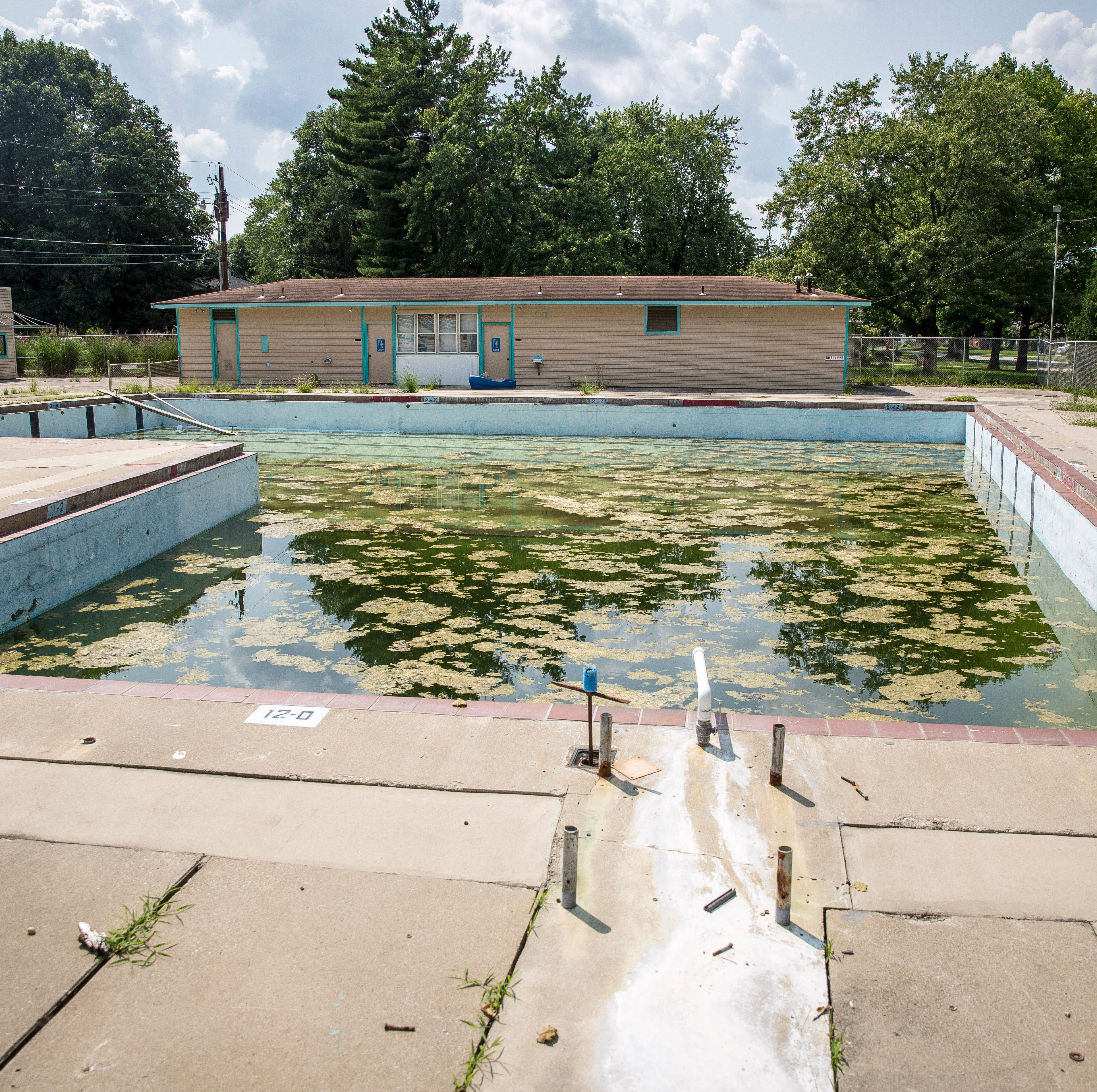 City of Muncie agrees to pay back taxes on former neighborhood pool
