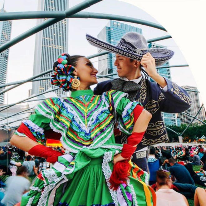 The Mexico en el Corazon national tour will come to Nashville as part of the Music City Mariachi Festival.