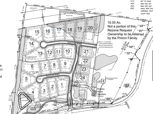 Brentwood commission approves two proposed rezonings on